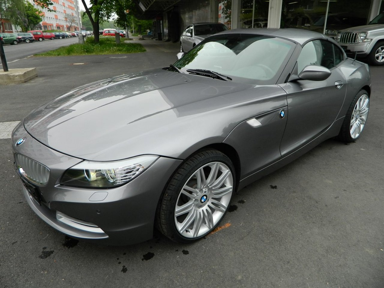 bmw z4 23i autosalon ediv mejkal praha prosek. Black Bedroom Furniture Sets. Home Design Ideas