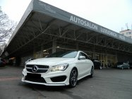 MERCEDES-BENZ CLA 220D AMG PAKET SHOOTING BRAKE