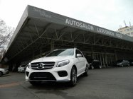 MERCEDES-BENZ GLE 350D 4MATIC AMG 190KW