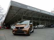 SMART FORTWO COUPE 1.0i 52KW AT