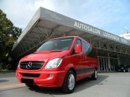 MERCEDES-BENZ SPRINTER 906 219 KA 3.0CDI 140KW