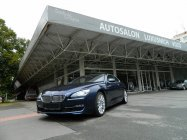 BMW 650i XDRIVE COUPE F13