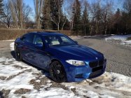 BMW M5 F10 G-POWER 745PS