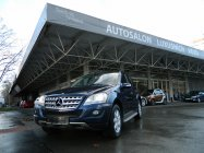 MERCEDES-BENZ ML 320CDI 4-MATIC DPH